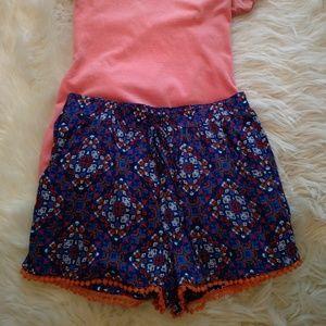 Trendy shorts!